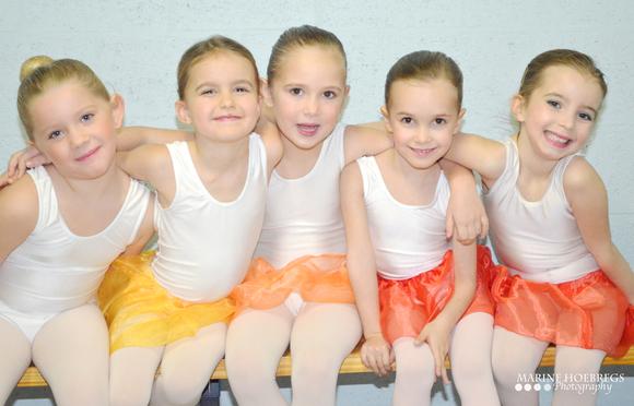 Kinderdans Dansstudio Cadans